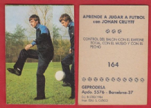 Barcelona Johan Cruyff Holland Training 164